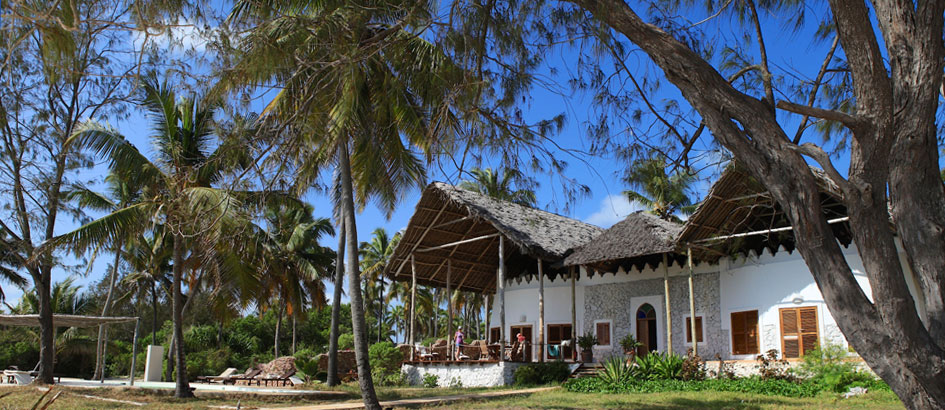 Zanzibar Beach House, Monsoon Garden