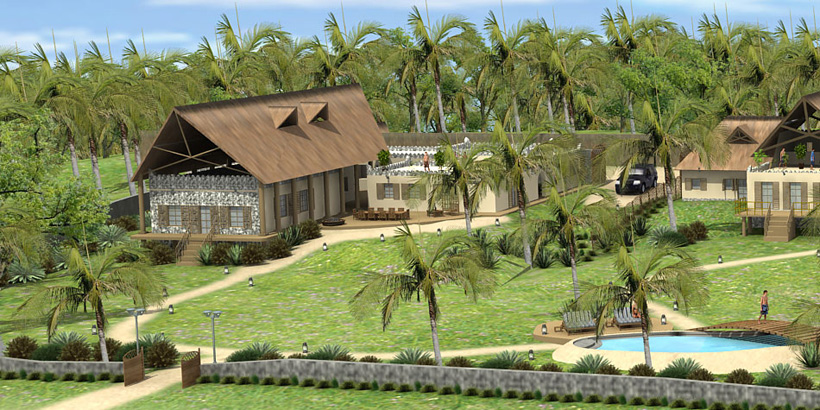 Zanzibar Beach House Company, Houses for sale, Upepo House for sale on